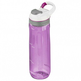 BIDON CORTLAND CONTIGO 720 ml RADIANT ORCHID WITH WHITE LID