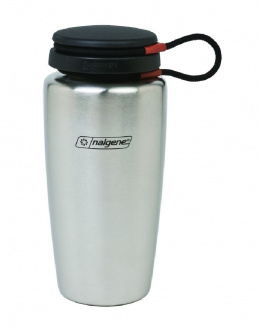 Nalgene stalowa butelka Backpacker Stainless 1l
