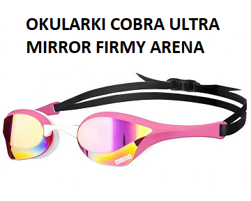 OKULARKI COBRA ULTRA MIRROR